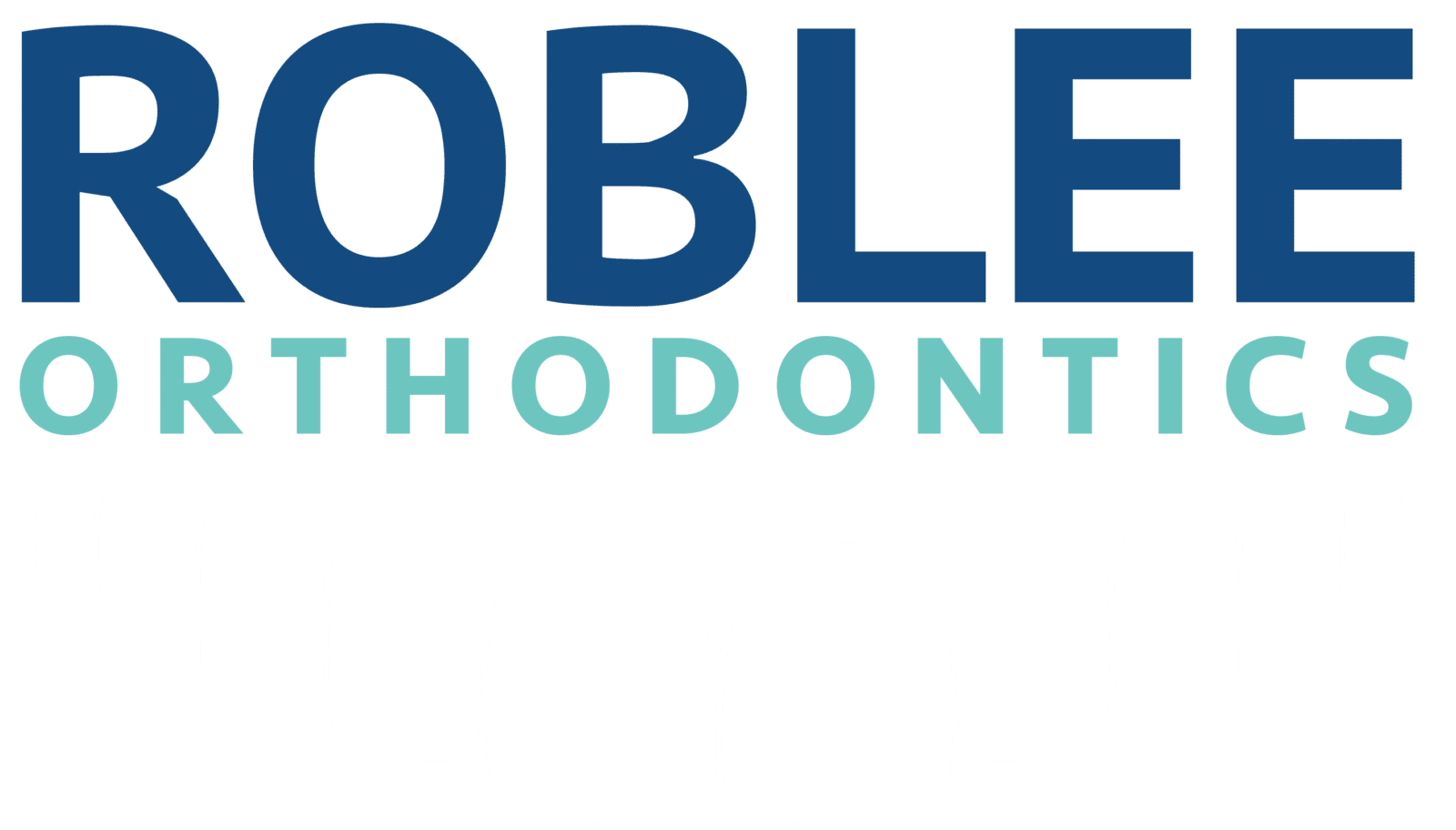 practice logo for Roblee Orthodontics