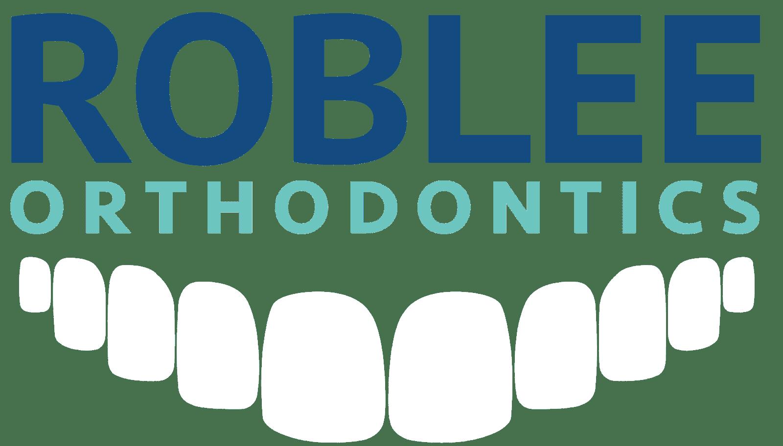 practice logo for Roblee Orthodontics