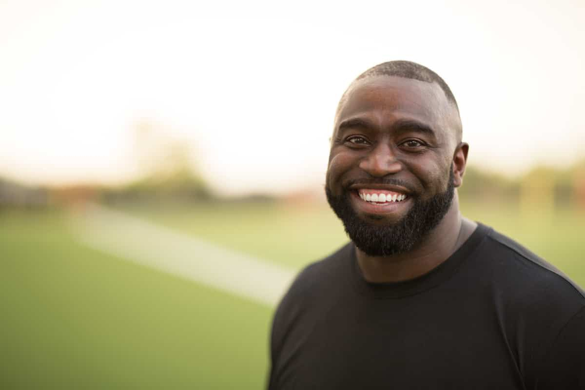 Service Featured Image - African American Male smiling